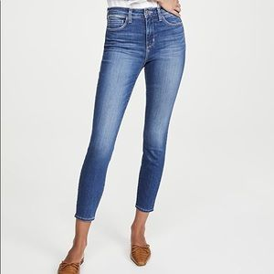 NEW L'AGENCE Margot High Rise Skinny Jeans
